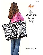 The Medallion Travel Bag - Noni Bags