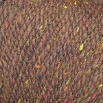 Silke by Arvier ORIGINAL TWEED - No. 63 Braun - 50gr.
