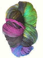 Fleece Artist BLUE FACE 2/8 - Cosmic Dawn - 125gr.