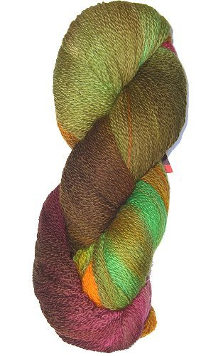 Fleece Artist BLUE FACE 2/8 - Foliage - 125gr.