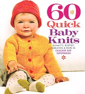 60 Quick Baby Knits Book