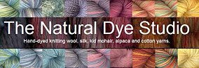 NATURAL DYE STUDIO Yarn