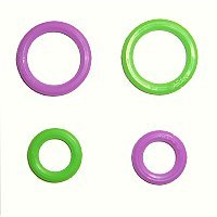 CLOVER Soft Stitch Ring Markers CL 3107