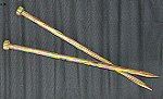 Knit Pro SYMFONIE Straight Single Point Needles 10""