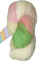 Fleece Artist BLUE FACE 2/8 - Apple Blossom - 125gr.