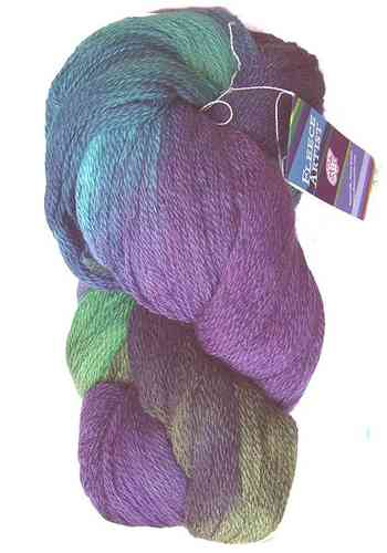 Fleece Artist BLUE FACE 2/8 - Aurora - 125gr.
