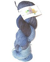 Alpaca Yarn PACA PEDS - No. 601 Singin' the Blues - 100gr.