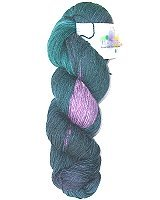 Alpaca Yarn PACA PEDS - No. 605 Deep Seas - 100gr.