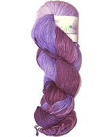 Alpaca Yarn PACA PEDS - No. 613 Purple Rain - 100gr.