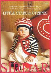SIRDAR Little Stars in Stripes Book 355
