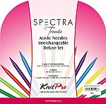 Knit Pro Spectra Acryl Interchangeable Needles - Trendz