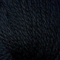 Cascade Eco+ Wool - Black No. 0050 - 250gr.