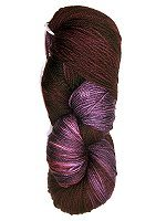 MALABRIGO Sock - No. 204 Velvet Grapes - 100gr.