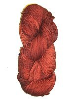 MALABRIGO Sock - No. 801 Boticelli Red - 100gr.