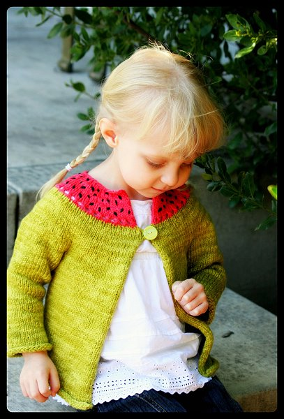 NEVER NOT KNITTING Design - Watermelon Pattern