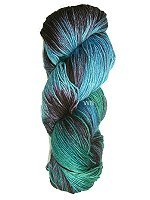 MALABRIGO Sock - No. 474 Caribeno - 100gr.
