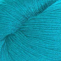 Cascade Heritage Silk - Turquoise No. 5626 - 100gr.