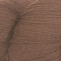 Cascade Heritage Silk - Vandyke Brown No. 5639 - 100gr.