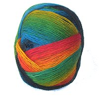 LANG YARNS Jawoll Magic Degrade - No. 050 - 100gr.