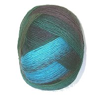 LANG YARNS Jawoll Magic Degrade - No. 079 - 100gr.