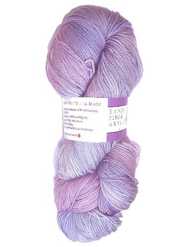 TANIS Purple Label Sockengarn - Lilac - 115gr.
