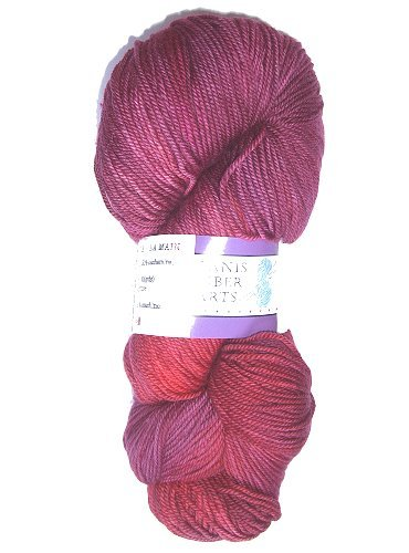 TANIS Purple Label Sockengarn - Garnet - 115gr.
