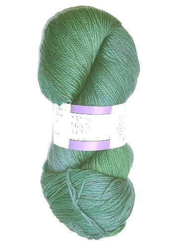 TANIS Blue Label Sockyarn - Moss - 115gr.