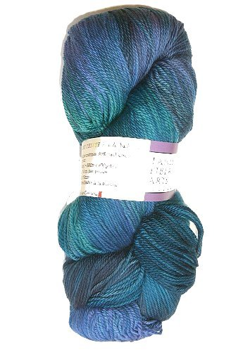 TANIS Blue Label Sockyarn - Cobalt - 115gr.