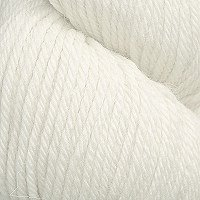 Cascade 220 Fingering - White No. 8505 - 50gr.