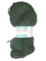 TANIS Blue Label Sockyarn - Spruce - 115gr.
