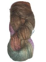 Fleece Artist ZAMBEZI - Walnut - 125gr.