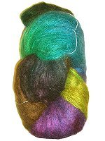 Fleece Artist ZAMBEZI - Forest Fairie - 125gr.