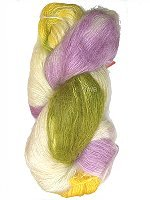 Fleece Artist ZAMBEZI - Snow Crocus - 125gr.