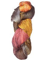 Handmaiden SEA LACE - Red Fox - 100gr.
