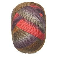 LANG YARNS Jawoll Magic Degrade - No. 039 - 100gr.