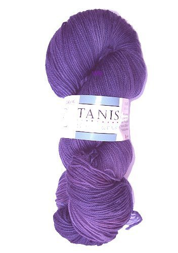 TANIS Purple Label Sockengarn - Grape - 115gr.