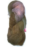 Fleece Artist O'PACA - Walnut - 100gr.