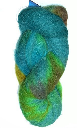 Fleece Artist O'PACA - Peacock - 100gr.