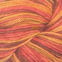 Cascade Pure Alpaca - Pumpkin Mix No. 9752 - 100gr.