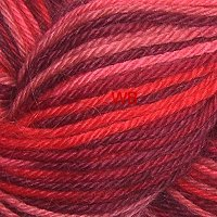 Cascade Pure Alpaca - Rose Mix No. 9753 - 100gr.