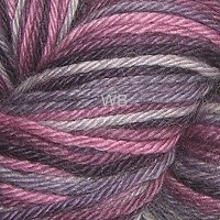 Cascade Pure Alpaca - Plum Mix No. 9754 - 100gr.