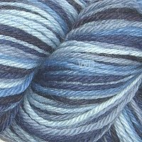 Cascade Pure Alpaca - Sky Mix No. 9756 - 100gr.