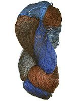 Fleece Artist BFL SOCKS - Labrador - 115gr.