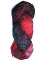 Fleece Artist ZAMBEZI - Blackberry - 125gr.
