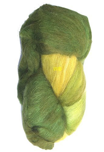 Fleece Artist O'PACA - Fiddlehead - 100gr.