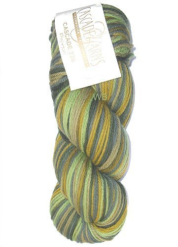 Cascade 220 Paint - Forest Mix No. 9723 - 100gr.