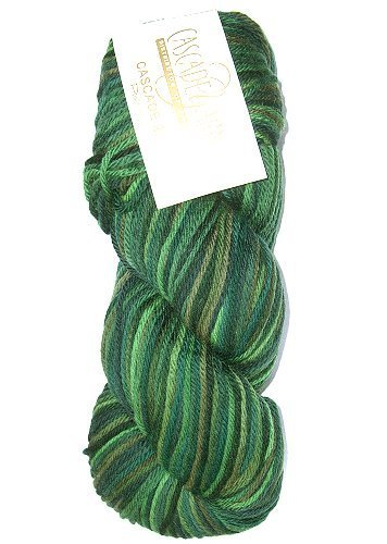 Cascade 220 Paint - Forest No. 9824 - 100gr.