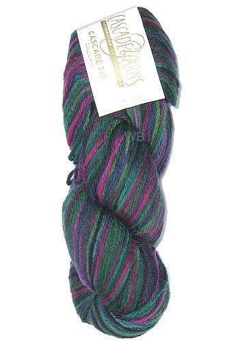 Cascade 220 Paint - Londonberry No. 9826 - 100gr.