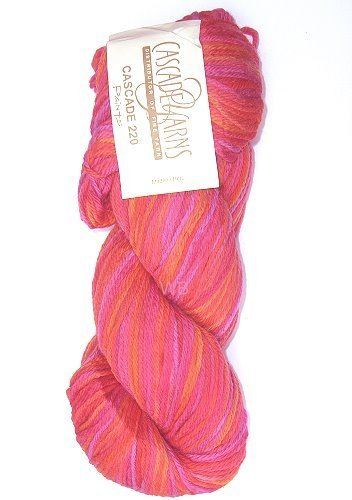 Cascade 220 Paint - Tropical Punch No. 9859 - 100gr.