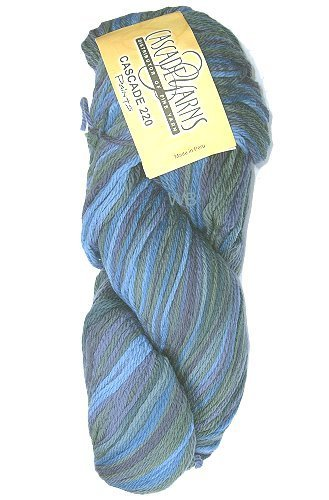 Cascade 220 Paint - Denim Storm No. 9923 - 100gr.